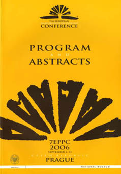 7th European Paleobotany-Palynology Conference – Programme and Abstracts