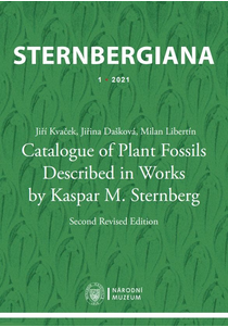 Catalogue of plant fossils described in works by Kaspar M. Sternberg. Second revised edition