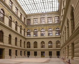 Western hall