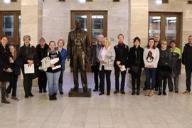 Dobrovolníci pomáhají v Národním muzeu již třetím rokem!