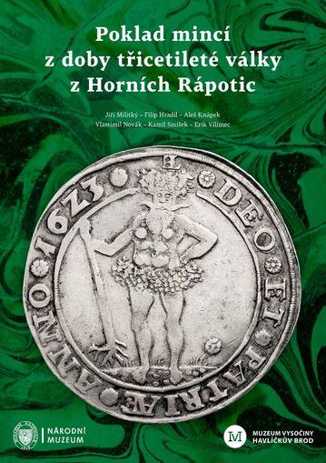 Poklad mincí z doby třicetileté války z Horních Rápotic