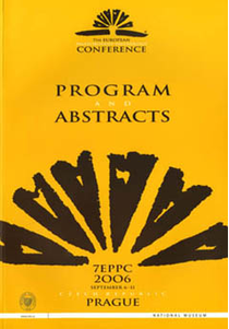 7th European Paleobotany-palynology Conference - Program and abstracts