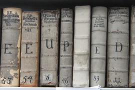 Virtuální rekonstrukce rozptýlených provenienčně bohemikálních knižních celků v tuzemských i zahraničních knihovnách