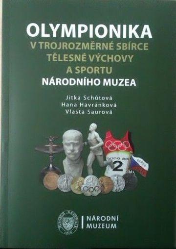 Olympionika v trojrozměrné Sbírce tělesné výchovy a sportu Národního muzea