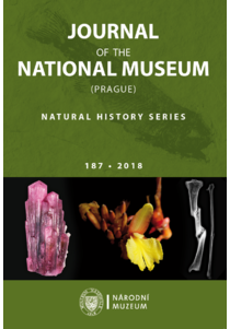 Journal of the National Museum (Prague), Natural History Series