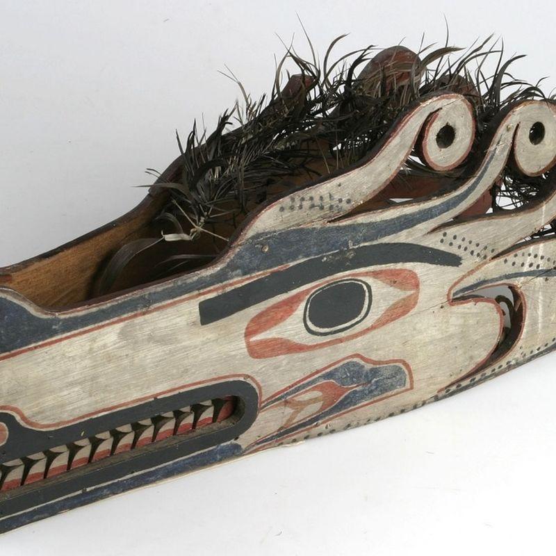 Sbírka mimoevropské etnografie –  Severní Amerika a polární oblasti