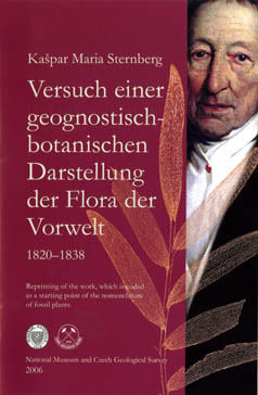 Kašpar Maria Sternberg: Versuch einer geognostisch-botanischen Darstellung der Flora der Vorwelt