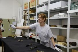 Nahlédněte do depozitářů a dílen v Terezíně