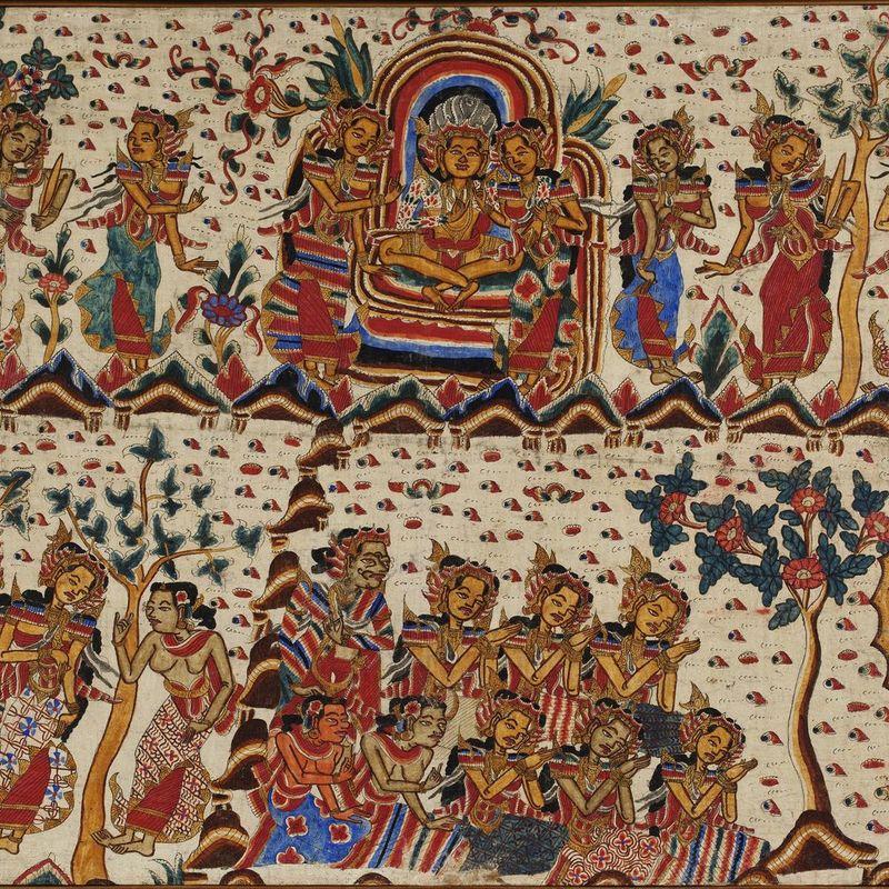 Sbírka asijských kultur – Indonésie